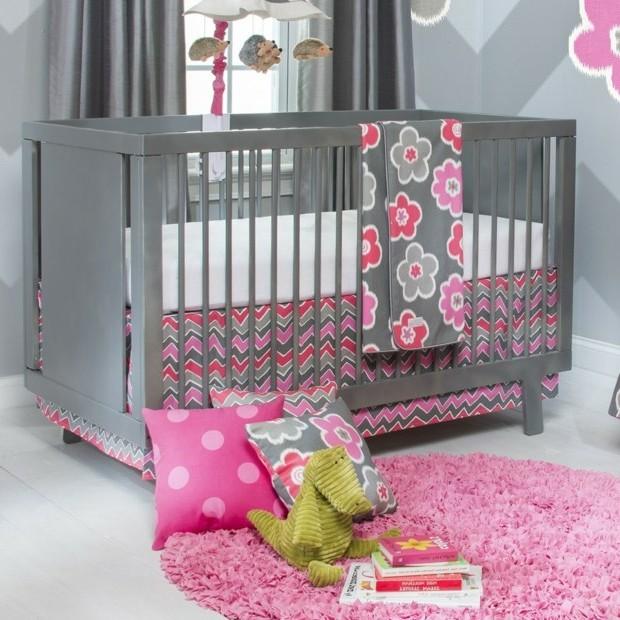 Chambre Pour Bébé Fille Moderne