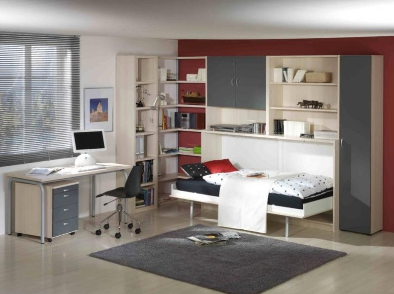 chambre pour gar on 12 ans chambre id es de d coration de maison q8nkbljboy. Black Bedroom Furniture Sets. Home Design Ideas