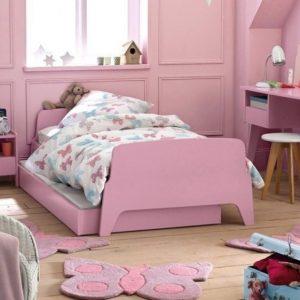 Chambre Rose Pour Petite Fille