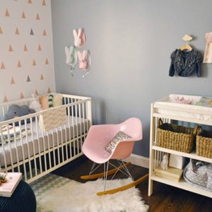 Chambres De Bebe Fille