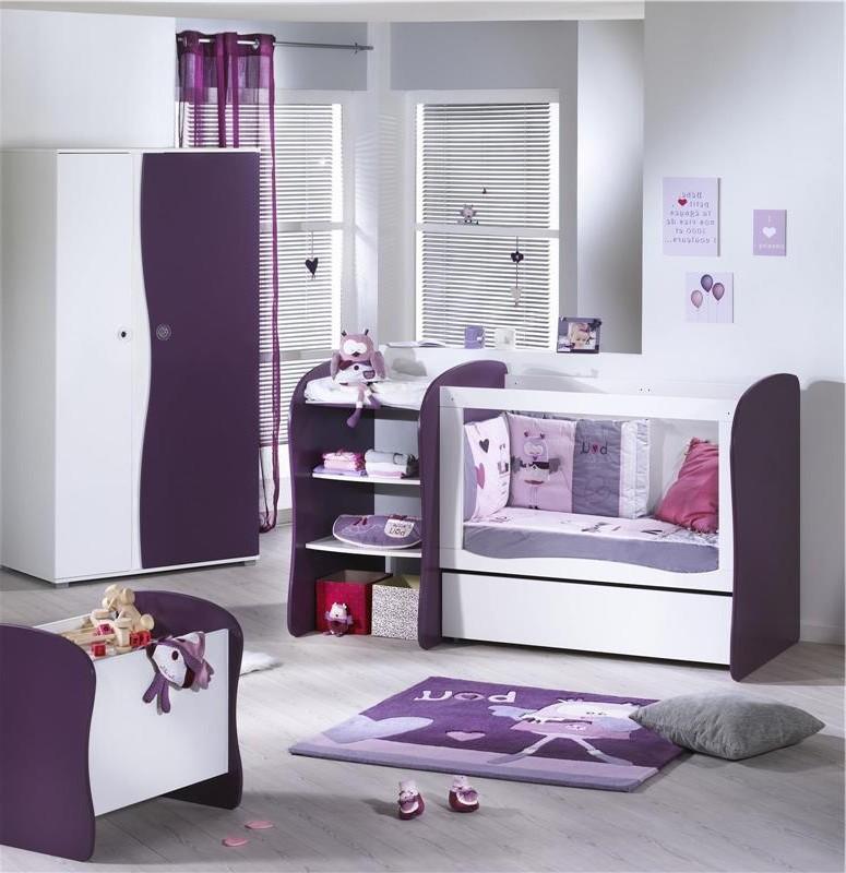 Collection Chambre Bébé Sauthon
