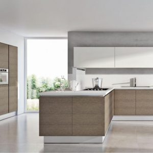 Cuisine Italienne Design Photo
