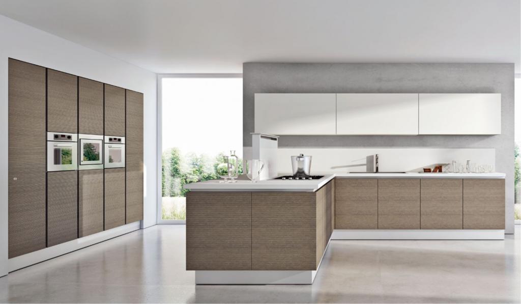 Cuisine italienne design photo cuisine id es de for Conception cuisine italienne