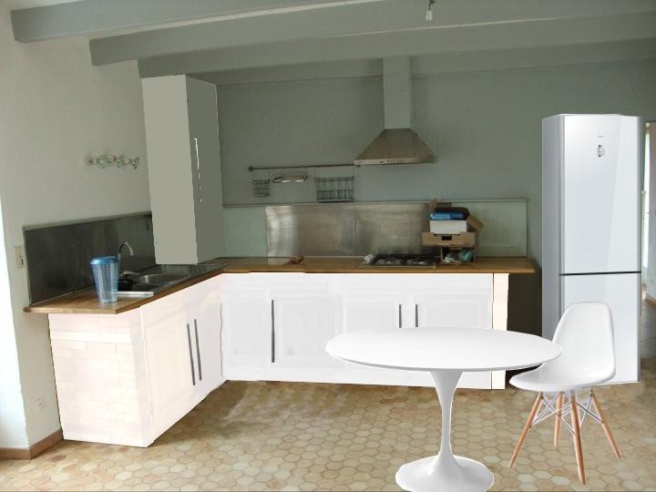 Cuisine laqu blanche ikea cuisine id es de d coration for Cuisine ikea blanche