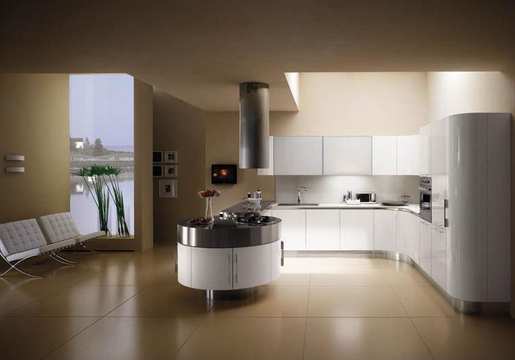 Cuisine moderne design italienne cuisine id es de for Conception cuisine italienne