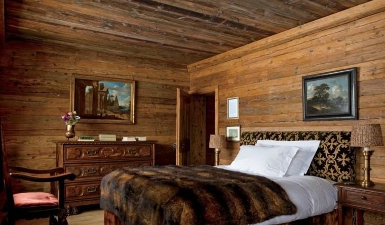 Deco Chambre Bois Naturel - Chambre : Idées de Décoration de Maison ...
