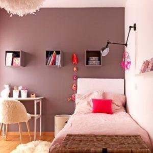 Decoration Chambre De Fille Rose