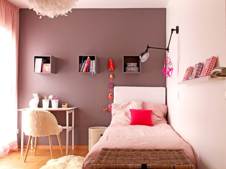 Decoration Chambre De Fille Rose
