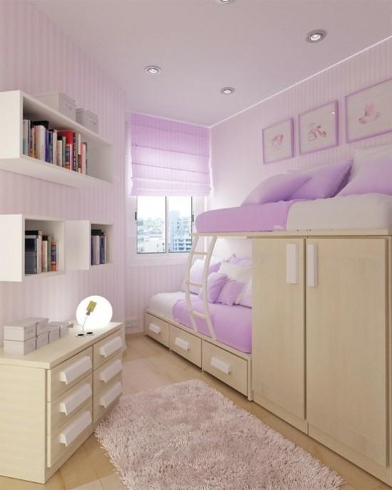 Decoration Chambre Fille Double