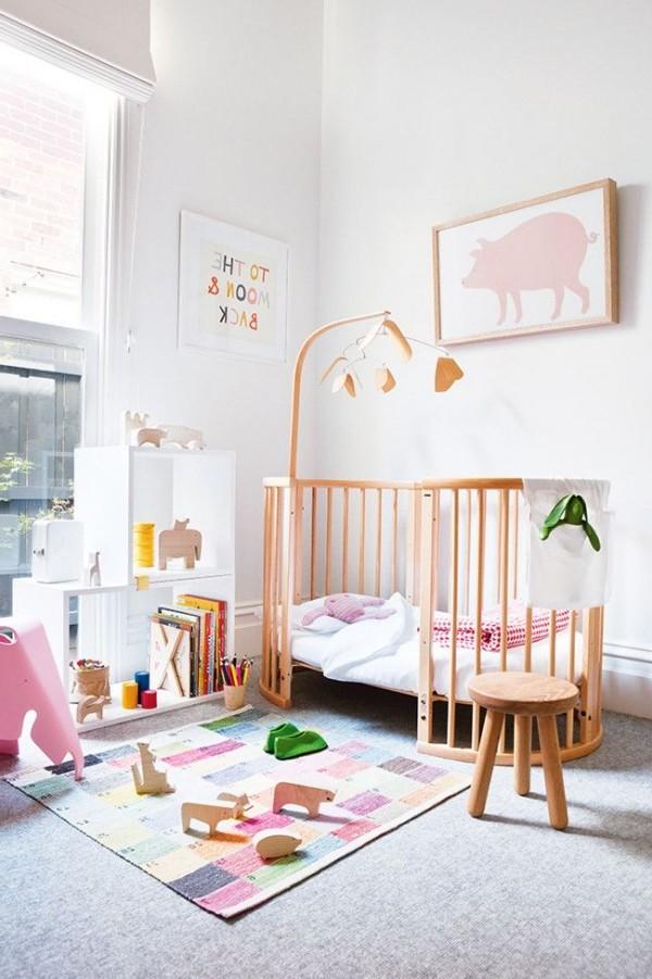 Decoration Chambre Pour Bebe Fille