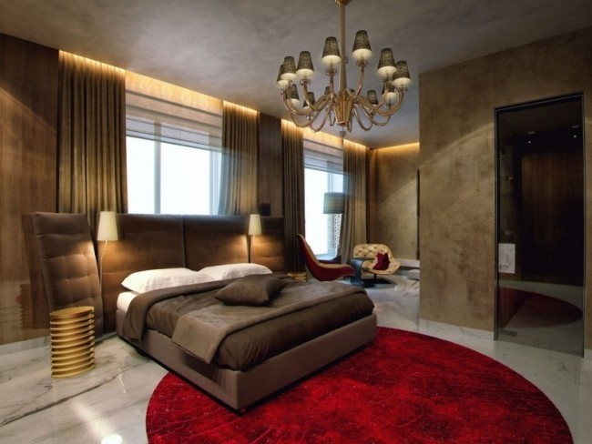 Decoration De Chambre A Coucher Moderne
