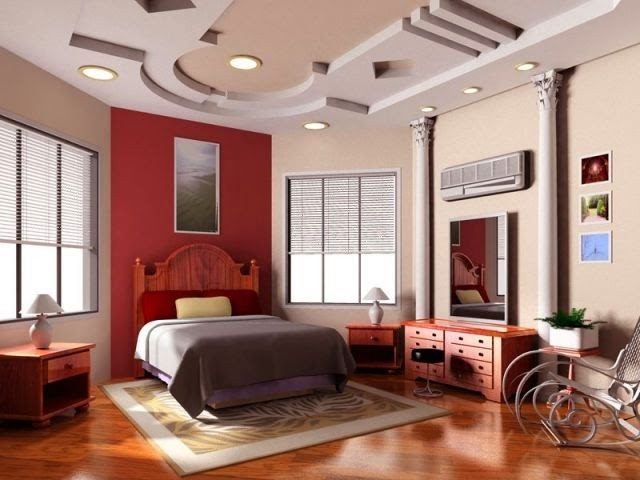 Top decoration de platre chambre a coucher with decoration for Decoration platre plafond chambre a coucher