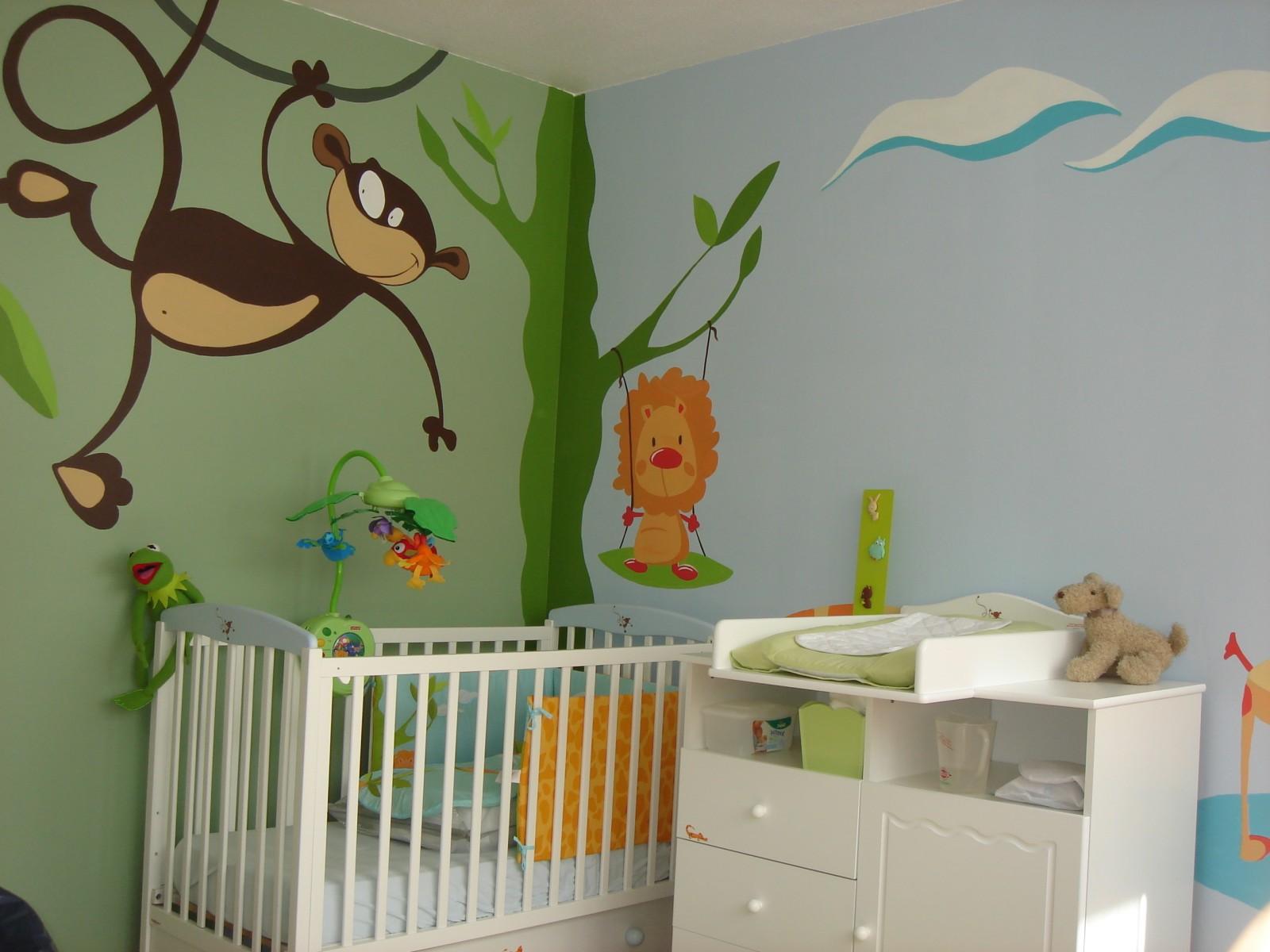 Decoration Murale Pour Chambre Bebe