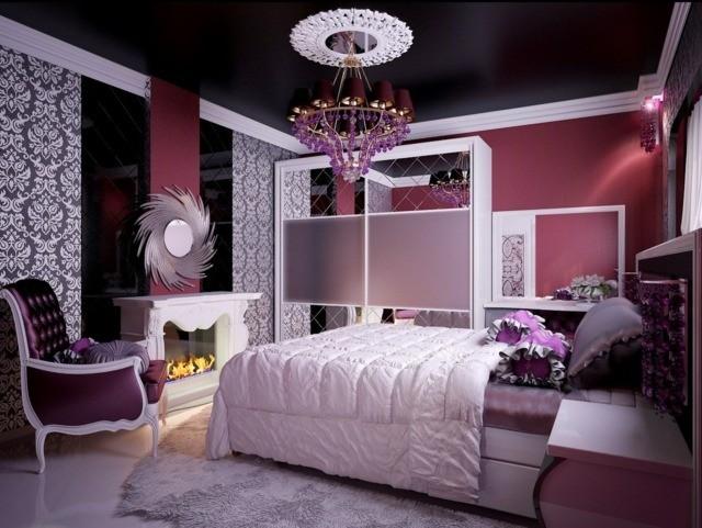 Decoration Pour Chambre D'ado Fille