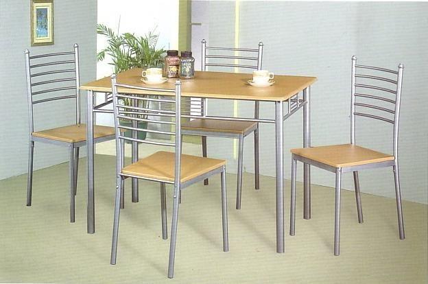 Ensemble Table Chaises De Cuisine