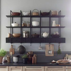 Etagere murale cuisine conforama cuisine id es de - Etagere cuisine design ...