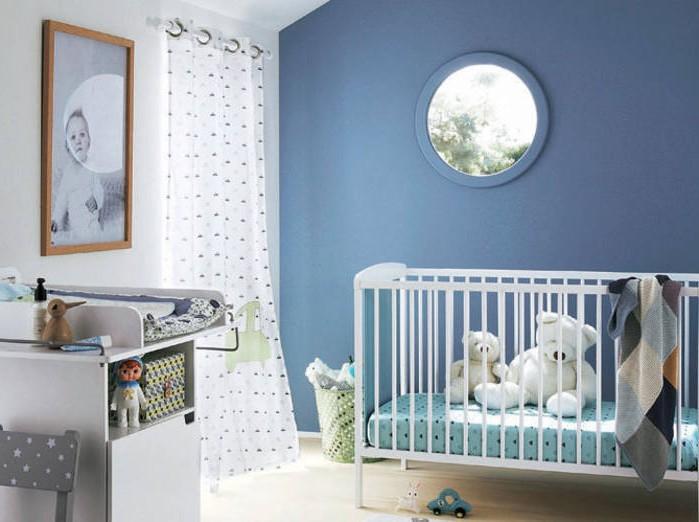 Idée Peinture Pour Chambre De Bébé