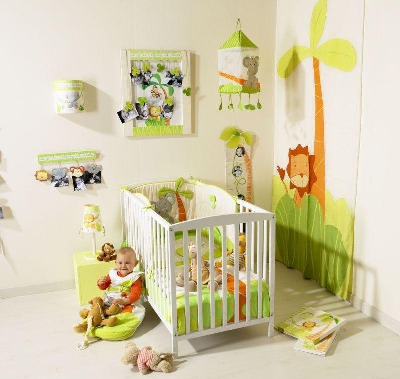 Idee Deco Chambre De Bebe