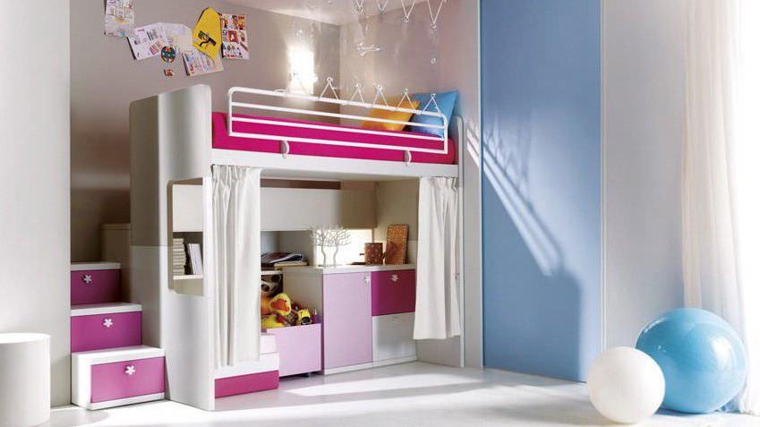 Idee Deco Pour Chambre Avec Lit Mezzanine