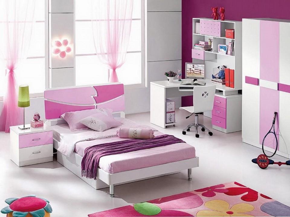 la chambre de fille de 11 ans