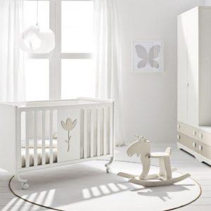 meuble chambre blanc laqu233 chambre id233es de d233coration