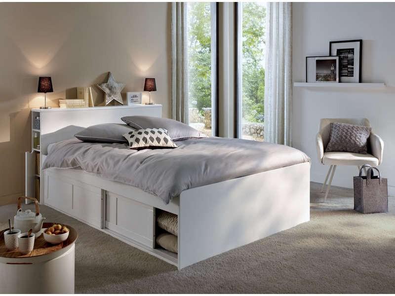 Meuble Blanc Chambre Conforama
