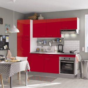 Meuble cuisine pin recycl cuisine id es de d coration - Meuble cuisine en kit ...