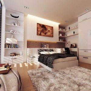 Meuble Rangement Chambre A Coucher - Chambre : Idées de Décoration ...
