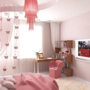 Deco chambre meuble noir chambre id es de d coration - Meuble chambre fille ...