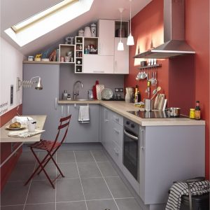 Leroy merlin plan de travail cuisine rouge cuisine for Plan travail cuisine leroy merlin
