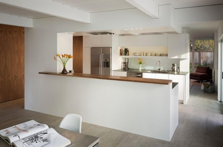 modele cuisine ouverte sur salle a manger cuisine. Black Bedroom Furniture Sets. Home Design Ideas