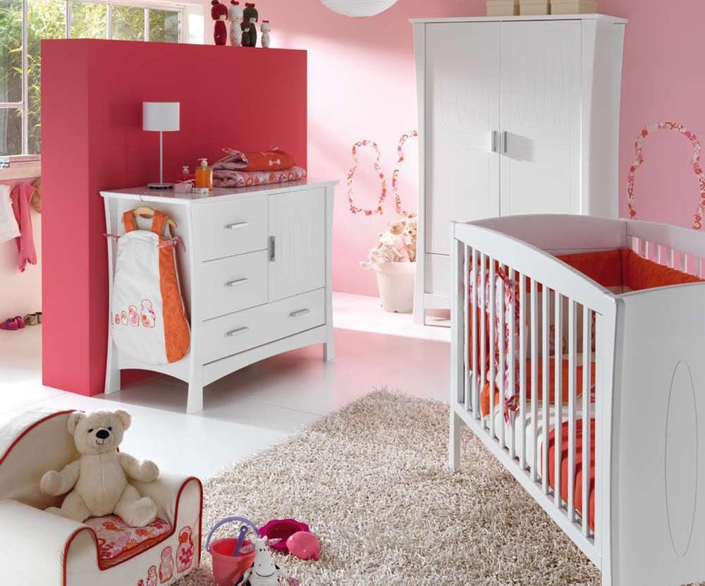 Peinture Pour Chambre De Bebe Fille