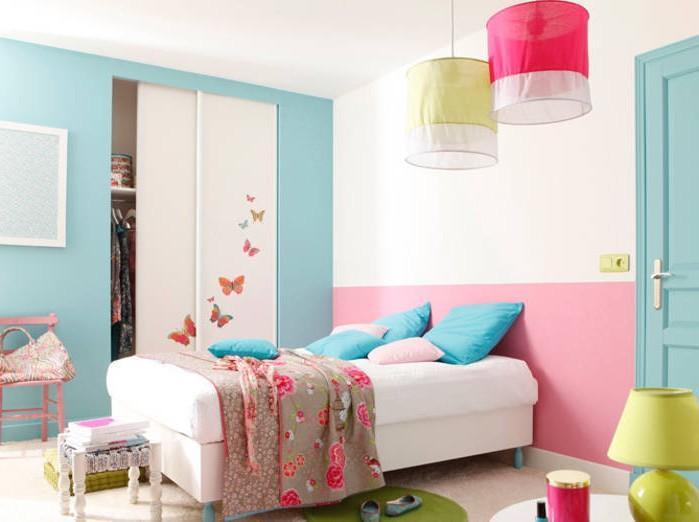 peinture pour chambre garcon et fille chambre id es de d coration de maison w0bbm17d8q. Black Bedroom Furniture Sets. Home Design Ideas
