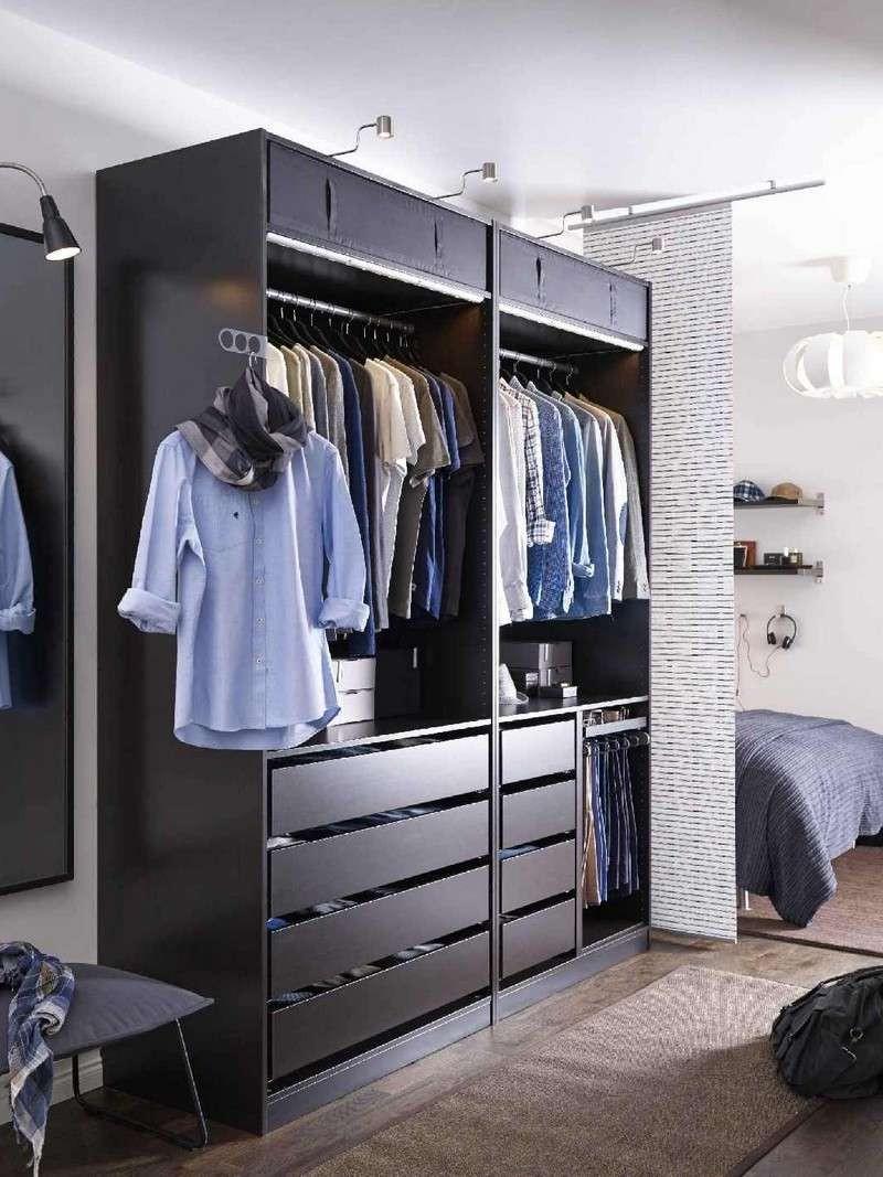 Penderie Chambre Ikea