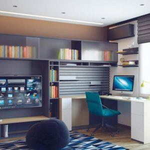 Petit bureau pour chambre chambre id es de d coration de maison jgnxqkllg1 for Petit bureau chambre ado