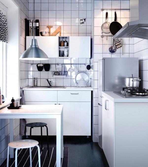 Berühmt Petite Cuisine Equipee 4m2 - Cuisine : Idées de Décoration de  GB26