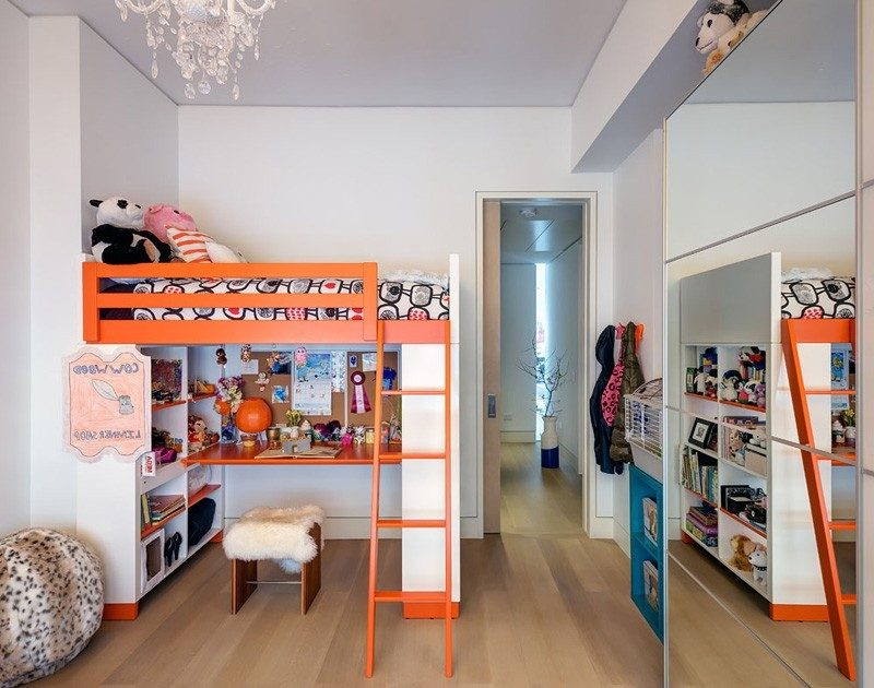 Photo Chambre Avec Lit Mezzanine