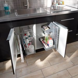 Poubelle De Cuisine Tri Selectif Ikea