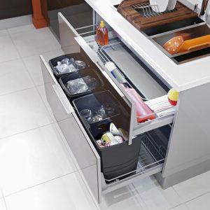 Poubelle De Placard Cuisine Ikea
