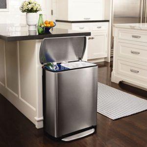 poubelle de tri pour cuisine cuisine id es de. Black Bedroom Furniture Sets. Home Design Ideas