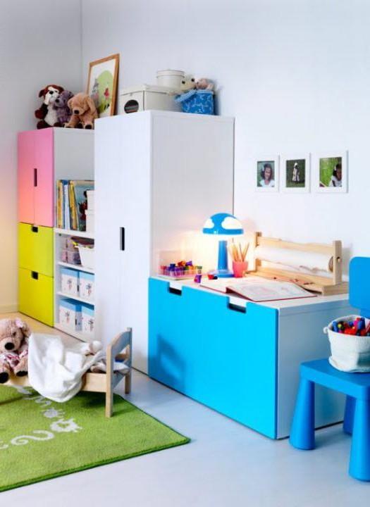 Rangement chambre b b ikea chambre id es de d coration de maison gynebg6lvm for Idee rangement chambre bebe