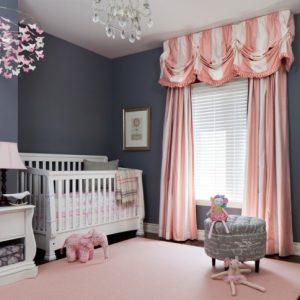 Rideaux Pour Chambre De Bébé Fille