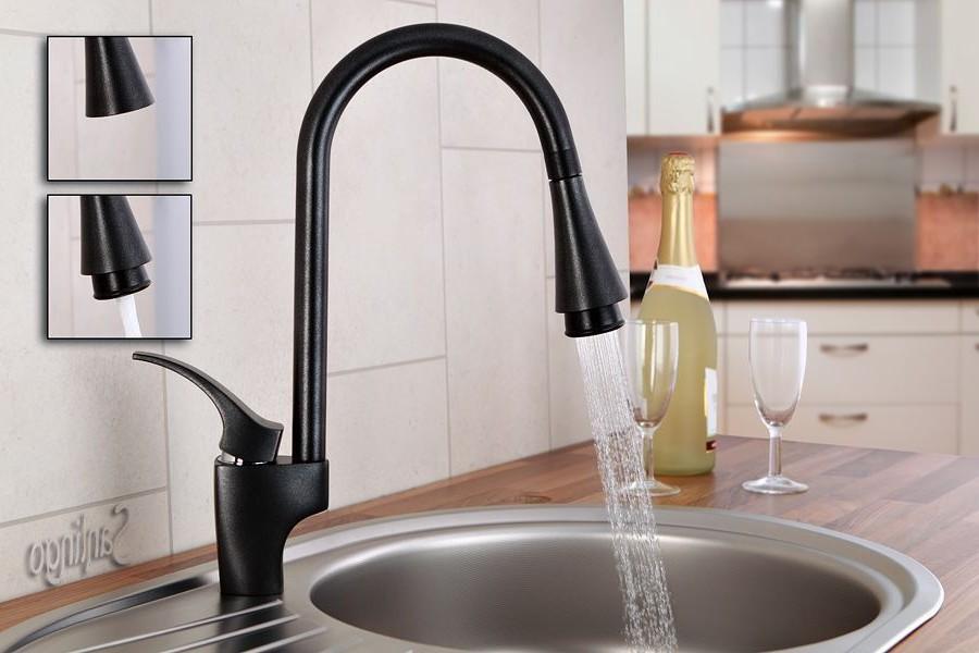 robinet cuisine rabattable noir cuisine id es de d coration de maison xadnqpxllg. Black Bedroom Furniture Sets. Home Design Ideas