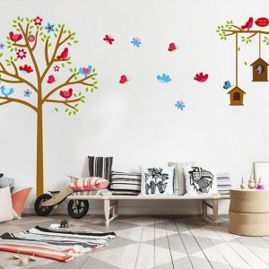 Stickers muraux pour chambre petite fille chambre - Stickers muraux pour chambre ...