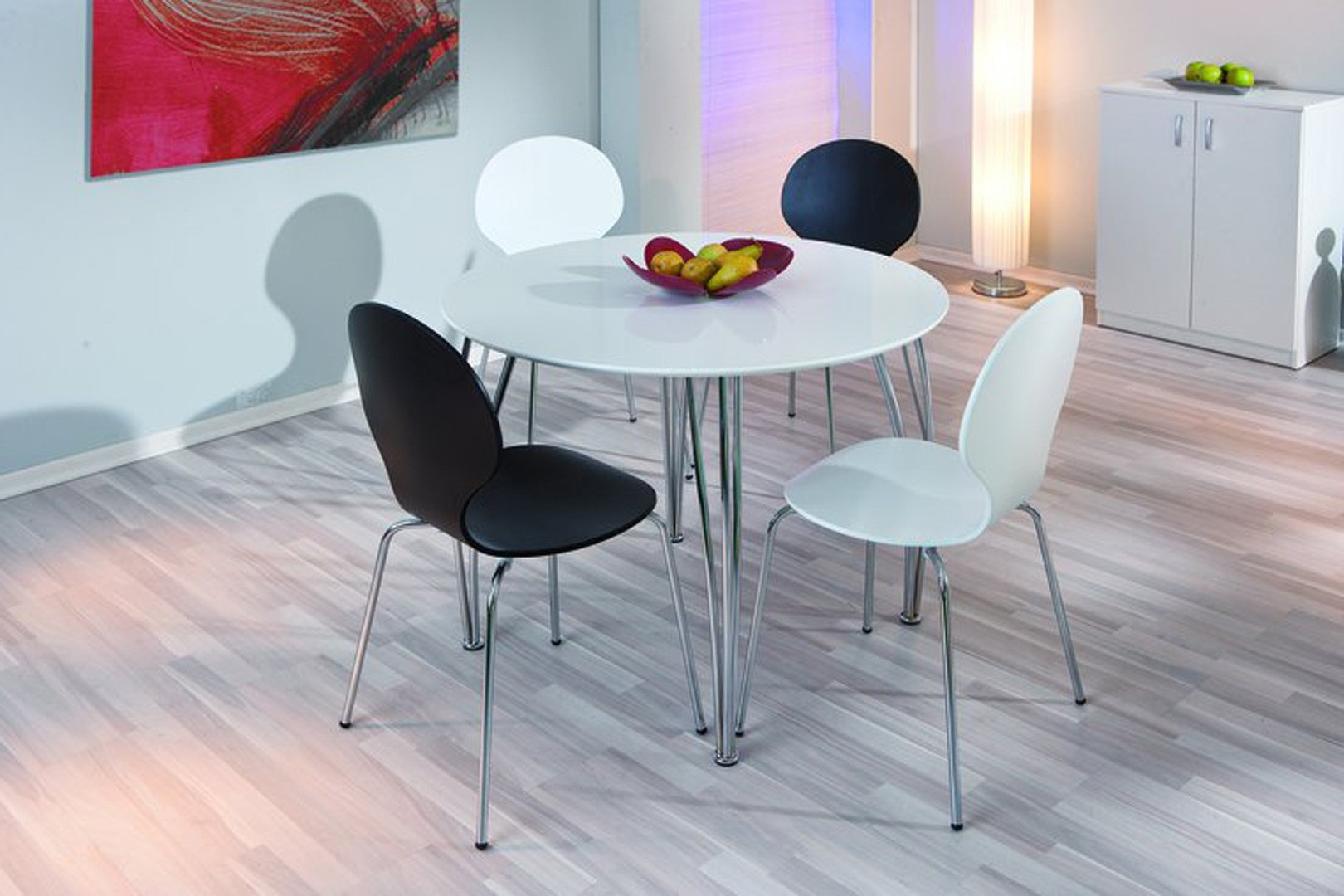 Table Et Chaise De Cuisine Design