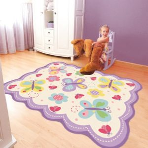 fly tapis chambre fille - Tapis Chambre Bebe Fly