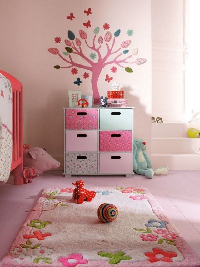 tapis rose pour chambre bebe chambre id es de. Black Bedroom Furniture Sets. Home Design Ideas