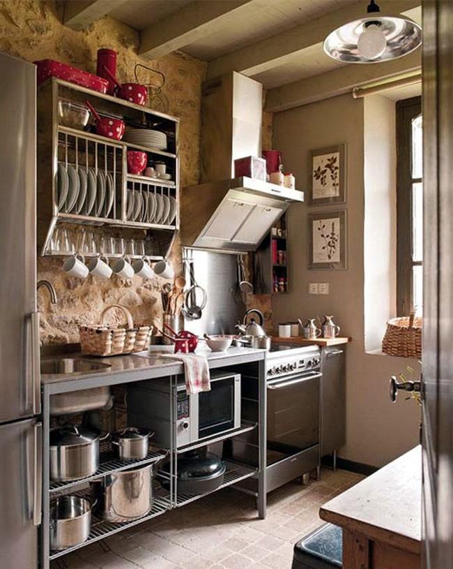 étagère Pour Cuisine Professionnelle