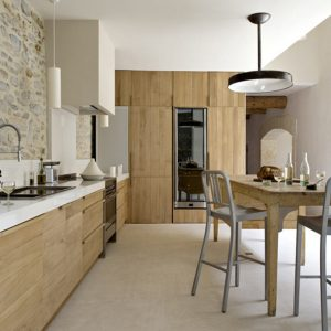 Chaise De Cuisine Moderne Blanche