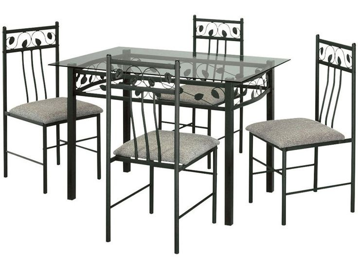 Ensemble Table Et 6 Chaises De Cuisine